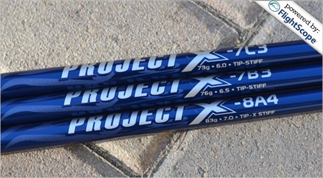 SHAFT REVIEW – Project X Graphite Shafts