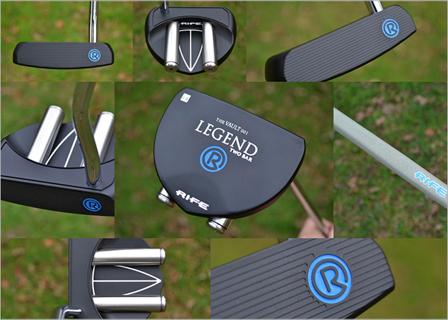 Post image for Review Rife Legend 2 Bar Putter