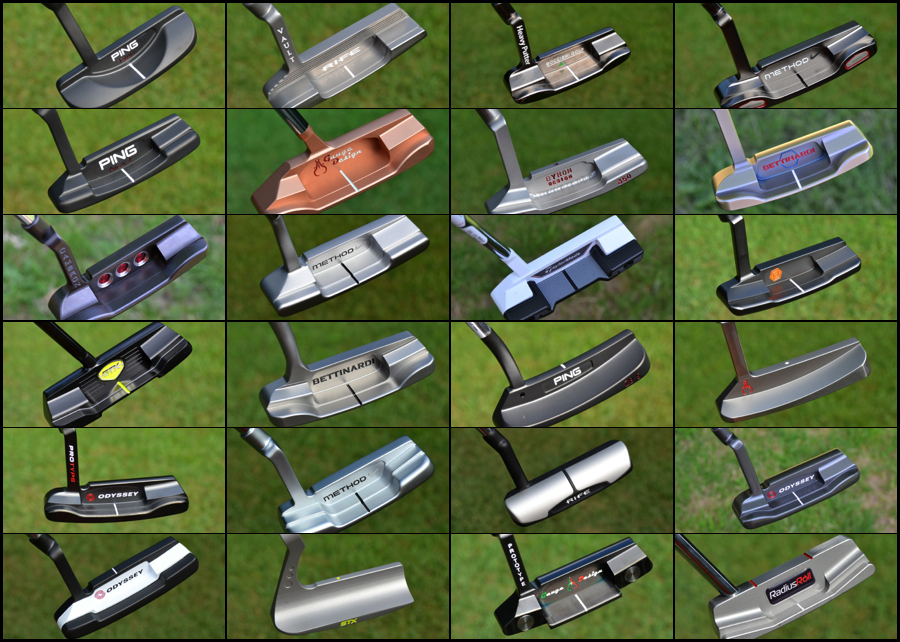 all Putter collage