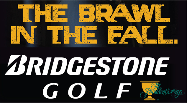 Win with Bridgestone at The Presidents Cup  (1 Year Supply of Golf Balls Could Be Yours)