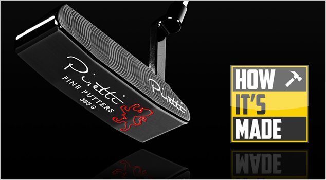 HOW IT's MADE! – Piretti Putters