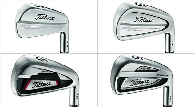 Post image for Titleist Makes Strong Statement with 714 Series Irons