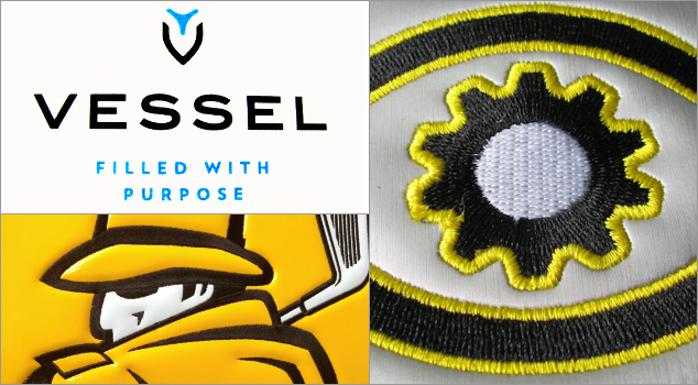 Post image for Vessel – Tour Quality Custom Golf Bags, for Your Less Than Tour Quality Game