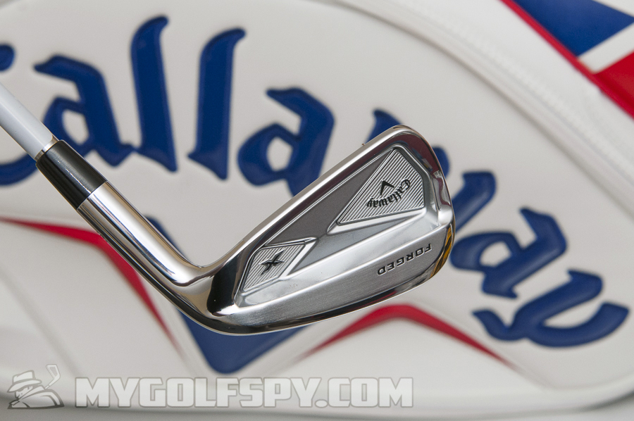 Callaway X Forged-7