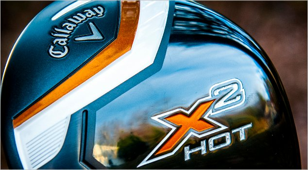 Callaway Doubles Down with 2014 X2 Hot Lineup