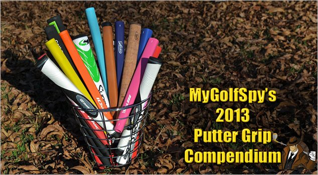 The Best Putter Grip For YOU – Our 2013 Run Down