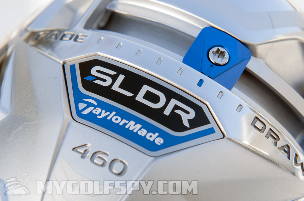 TaylorMade SLDR Driver-7