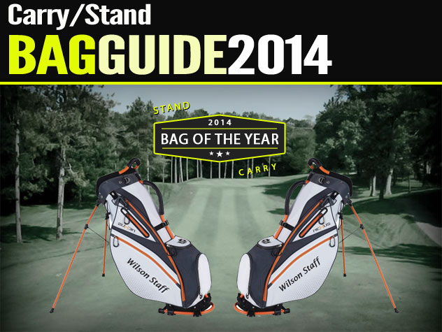 Buyer's Guide – 2014 Stand and Carry Bags
