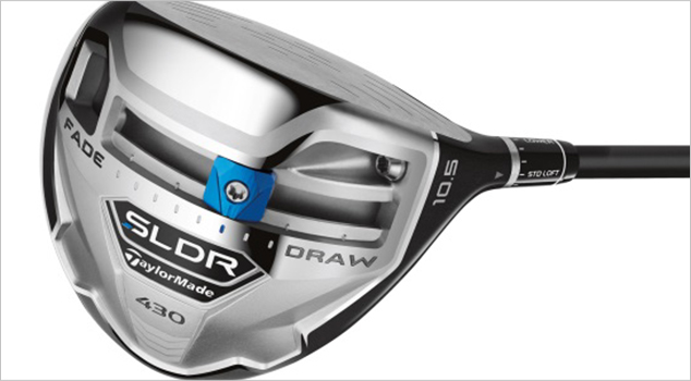 Post image for TaylorMade's SLDR 430 Driver Is Smaller, Lower Spinning