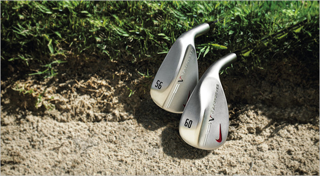Post image for Innovation or Gimmick? – Nike Toe Sweep Wedge