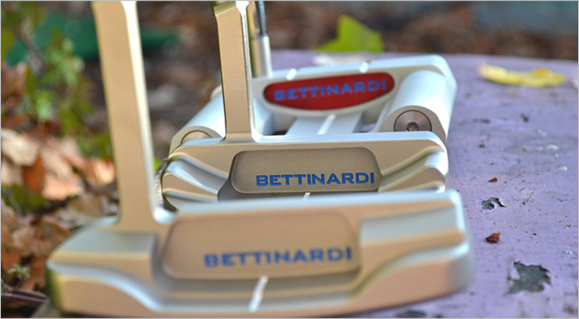 The Club Report: Bettinardi BB-CB Putters