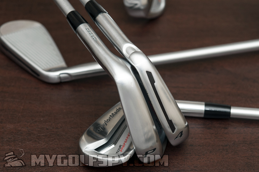 TaylorMade Tour Preferred MC Irons-27