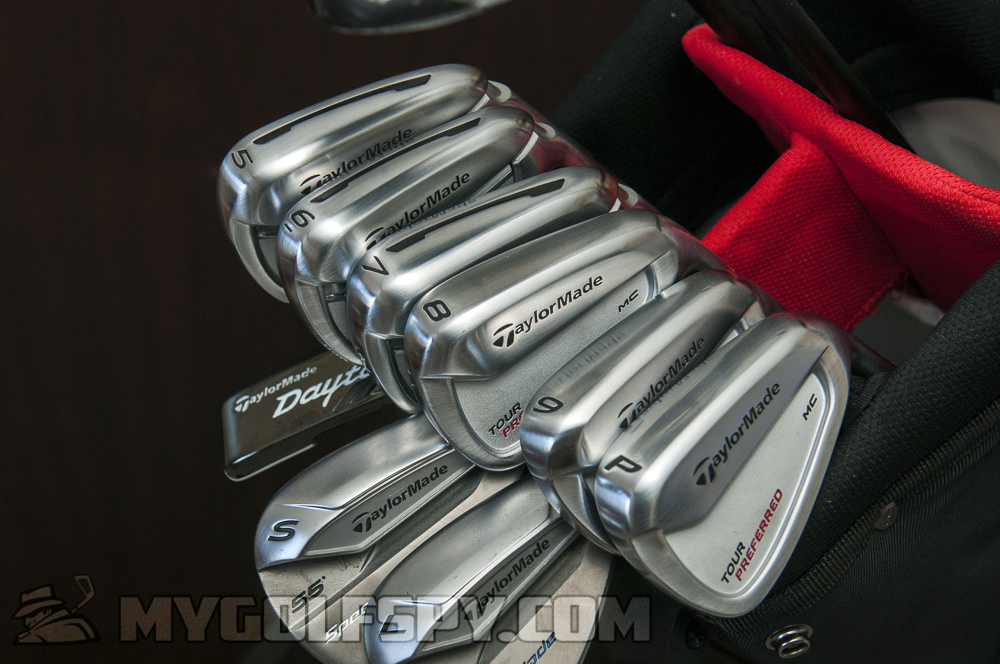 TaylorMade Tour Preferred MC Irons-39