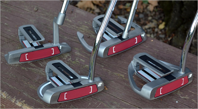 The Club Report: Wilson Staff Vizor Level 2 Putters