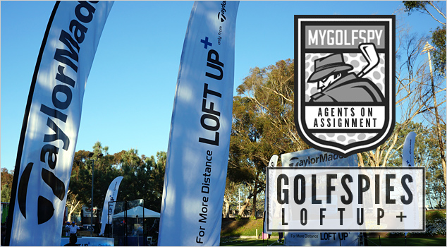Post image for Agents on Assignment: MyGolfSpy Forum Members LoftUp at TaylorMade