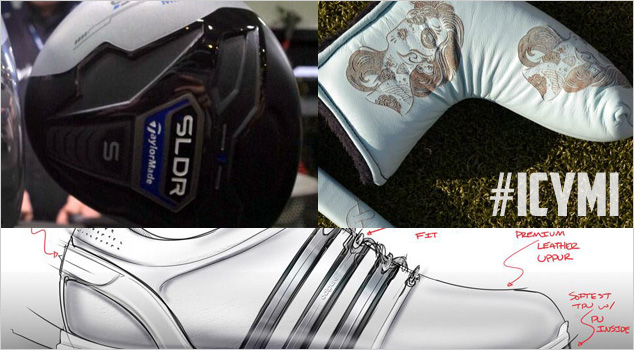 Post image for ICYMI – SLDR MINI Driver, Cobra Goes Green in Major Way…and other stuff too