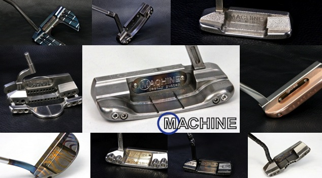 Post image for Top 10 Machine Putters – A Putter Ho's Dream