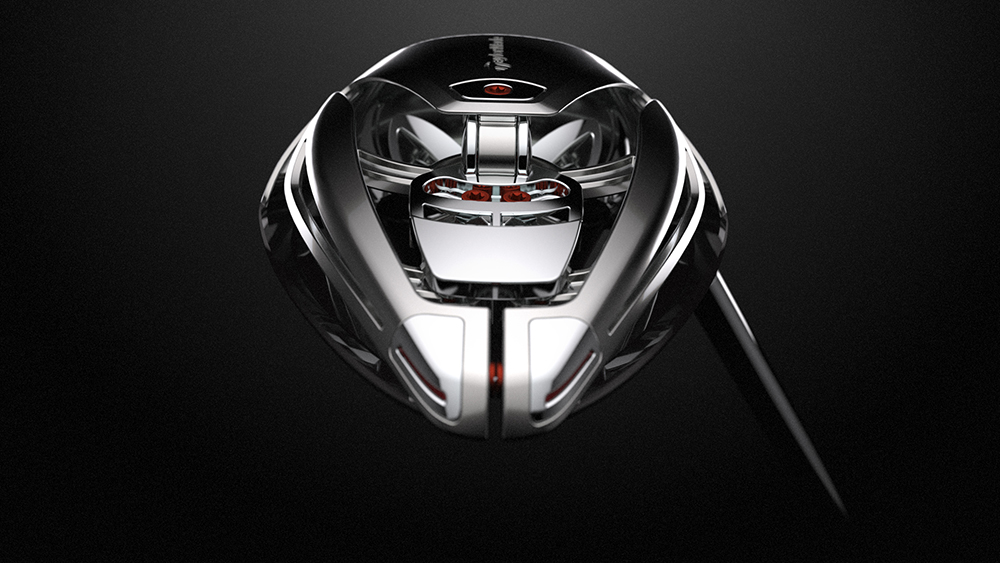 Taylormade R1 Driver >> TaylorMade MOAD Driver