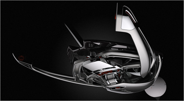 The Origins of TaylorMade's MOAD Concept Driver