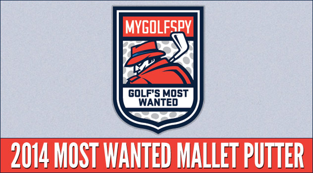 2014 Golfs Most Wanted Mallet – The Results