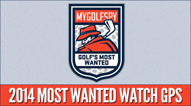2014 Golf's Most Wanted: Watch and Voice GPS Devices