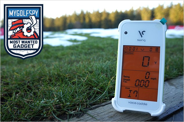Gadget Review – Swing Caddie SC100 Personal Launch Monitor