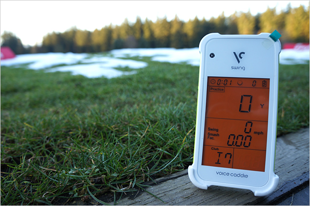 Post image for Gadget Review – Swing Caddie SC100 Personal Launch Monitor