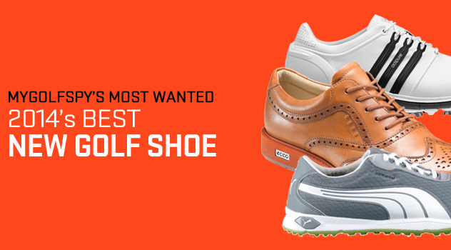 Golf's Most Wanted – 2014 Golf Shoes