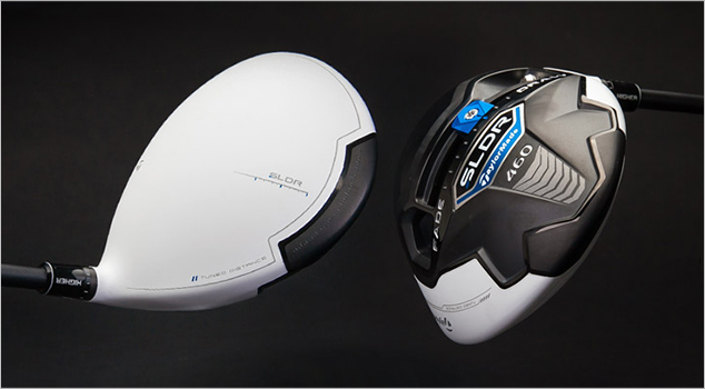 Post image for TaylorMade Announces SLDR White. . .Seriously