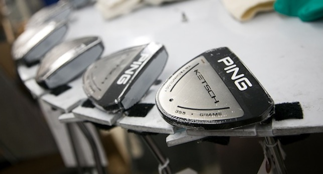 PING Ketsch – Designing and Manufacturing 2014′s Most Wanted Mallet Putter