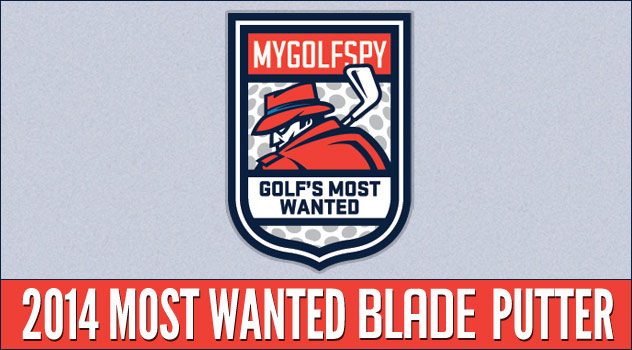 2014 Golf's Most Wanted Blade: The Results
