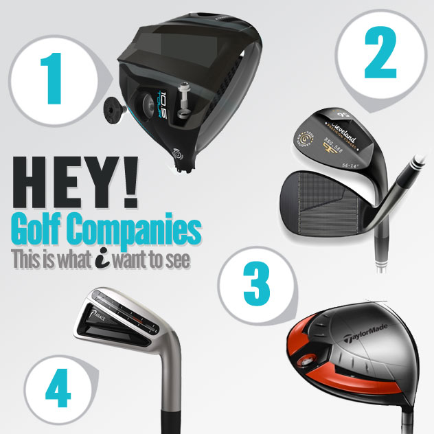 Post image for Hey! Golf Companies – This is What I Want To See