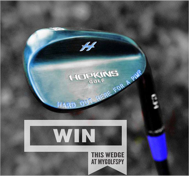 Win This Hopkins Golf #ThePimpList Wedge