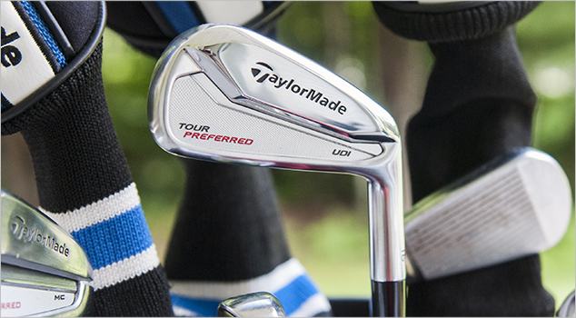 Post image for Spy Pics – TaylorMade ULTIMATE DRIVING IRON