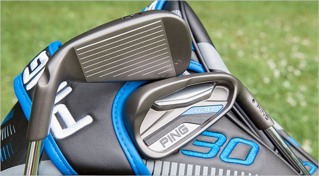 Post image for PING G30 Irons – Longer and More Forgiving