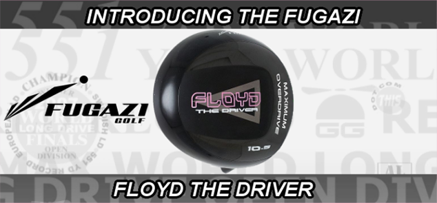 Post image for First Look – Fugazi Floyd the Driver from Geek Golf
