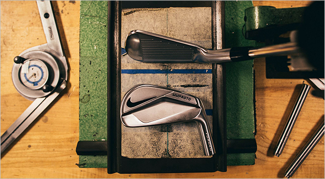 Post image for First Look - Nike Golf's Ultra-Exclusive MMProto Irons