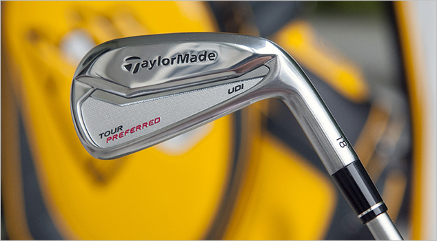 Post image for TaylorMade Ultimate Driving Iron Gets Officially Official
