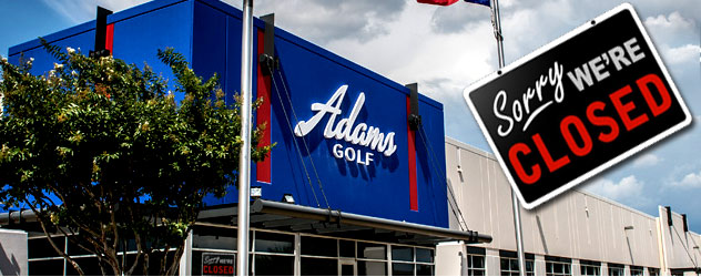 Post image for adidas Cuts 15% of Golf Workforce, Closes Adams Golf HQ in Plano, TX