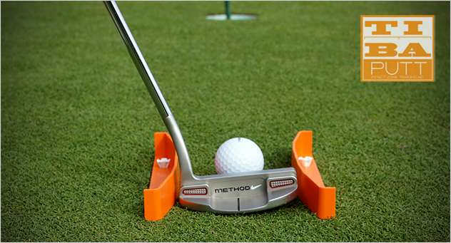 TIBA Putt Can Improve Your Putting for Just 20 Bucks