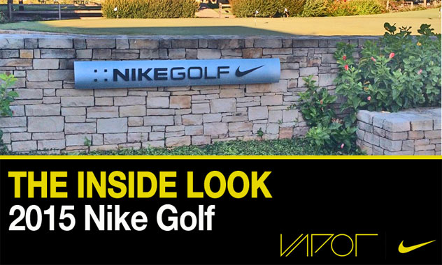 The Inside Look – 2015 Nike Golf