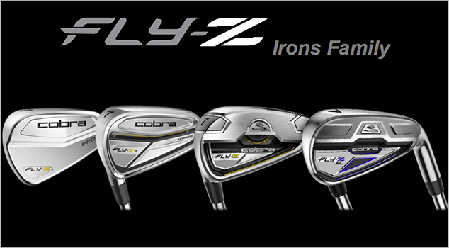 Cobra FLY-Z Irons - Now with Less Clunk