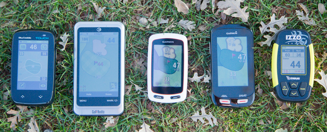 2015 Golf's Most Wanted: Handheld GPS