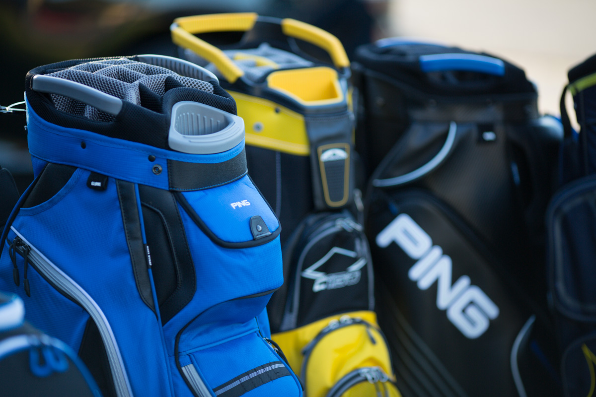 2015 Golf S Most Wanted Cart Bags