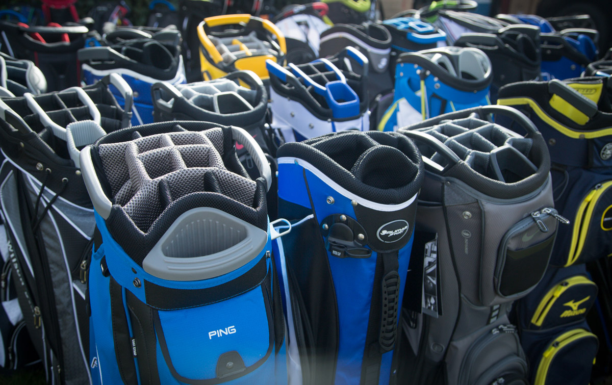 2017 Golf S Most Wanted Cart Bags