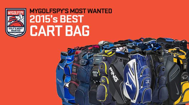 2015 Golf's Most Wanted Cart Bags