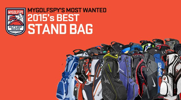 2015 Golf's Most Wanted Stand Bags