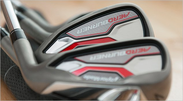TaylorMade Brings AeroBurner Speed to an Iron