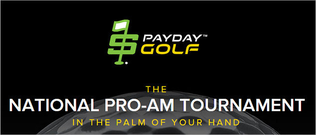 Post image for Do You Play Fantasy Golf? Would you for a shot at a $25,000 Purse?