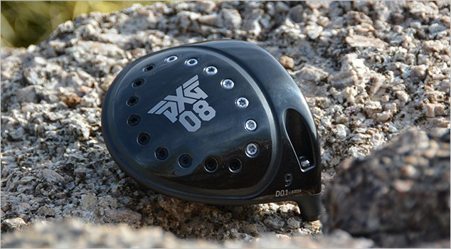 Exclusive Pics – Parsons Golf PXG Driver